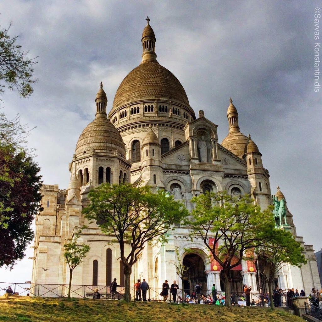 ταξίδι στη Ντισνεϋλαντ στο Παρίσι
